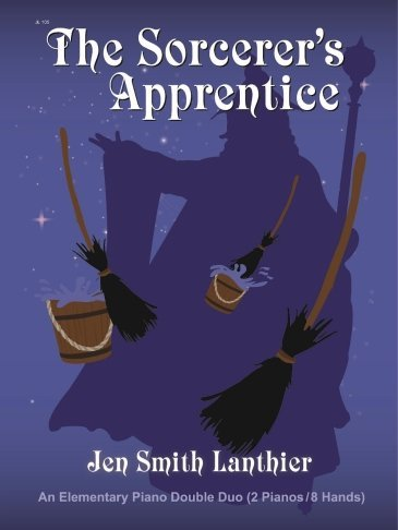 View larger image of The Sorcerer's Apprentice - Piano Duet (2P4H)