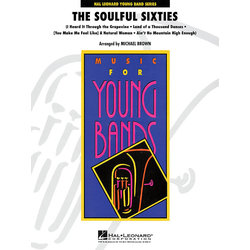 The Soulful Sixties - Score & Parts, Grade 3