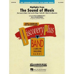 The Sound of Music - Highlights, Score & Parts, Grade 2