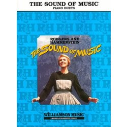 The Sound of Music - Piano Duets (Late Intermediate)