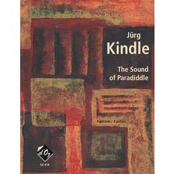The Sound Of Paraddiddle (Kindle) - Guitar Trio