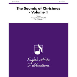 The Sounds of Christmas - Volume 1 - 4 Clarinets (Interchangeable)