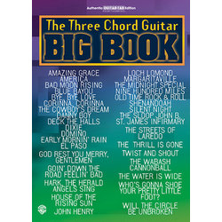 The Three Chord Guitar Big Book