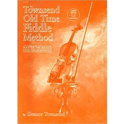 The Townsend Old Time Fiddle Method w/CD