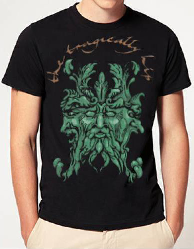 View larger image of The Tragically Hip Gargoyle T-Shirt - Men's Small