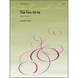 The Two Of Us - Percussion Duet, (Timpani)