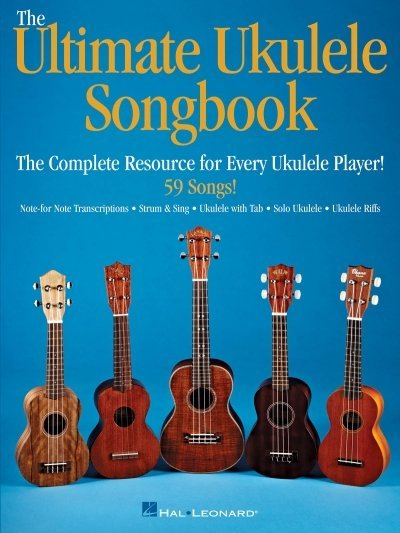 View larger image of The Ultimate Ukulele Songbook