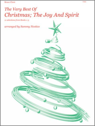 View larger image of The Very Best of Christmas : The Joy And Spirit - (Brass Choir)