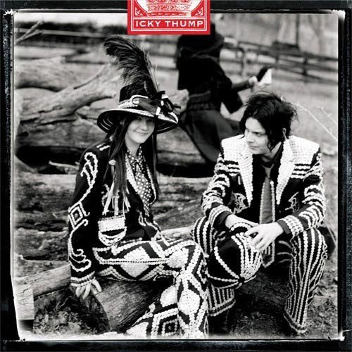 View larger image of The White Stripes – Icky Thump (2 LP, Limited Edition)