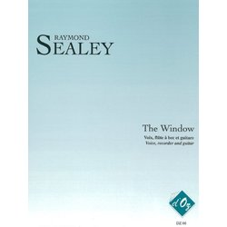 The Window (Sealy) - Mixed Ensemble