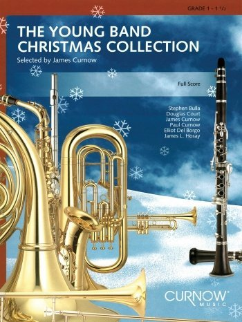 View larger image of The Young Band Christmas Collection - Baritone TC