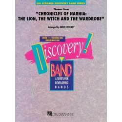 Themes from The Chronicles of Narnia: The Lion, the Witch and the Wardrobe - Score & Parts, Grade 1.5