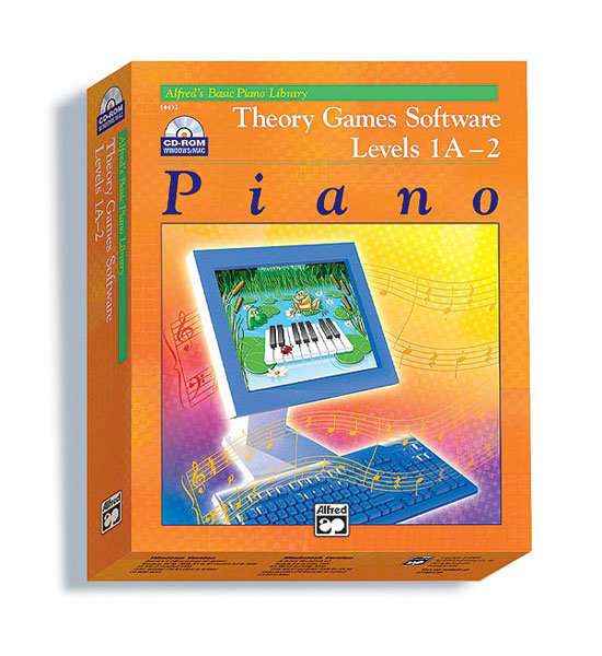 View larger image of Theory Games for Windows/Macintosh (Version 2.0) - Levels 1A, 1B, 2