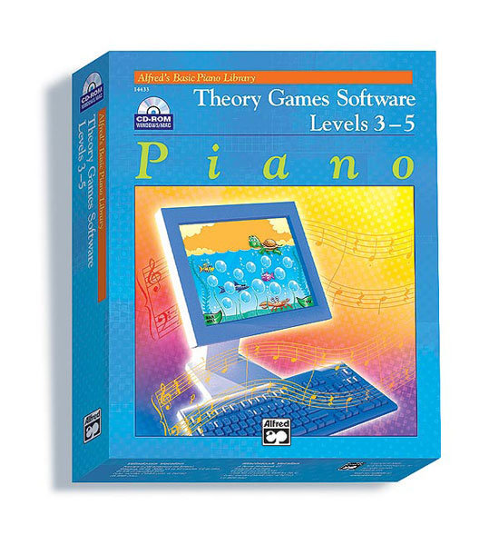 View larger image of Theory Games for Windows/Macintosh (Version 2.0) - Levels 3, 4, 5