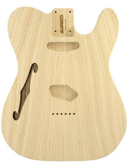 View larger image of Thinline Ash Replacement Body for Telecaster