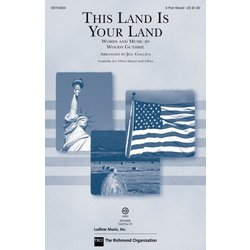 This Land Is Your Land - VoiceTrax CD