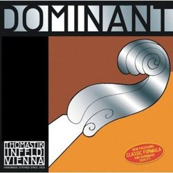 Thomastik-Infeld Dominant Single E Violin String - 1/8, Wound