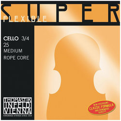Thomastik-Infeld Super Flexible Single A Cello String - 3/4