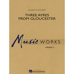 Three Ayres from Gloucester - Score & Parts, Grade 3
