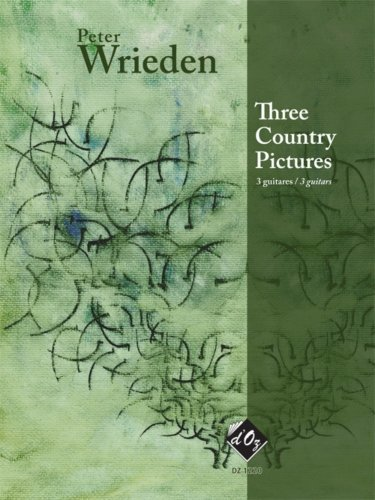 View larger image of Three Country Pictures (Wrieden) - Guitar Trio