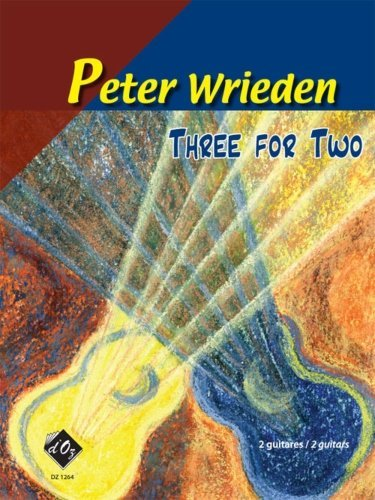 View larger image of Three For Two (Wrieden) - Guitar Duet