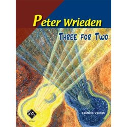 Three For Two (Wrieden) - Guitar Duet
