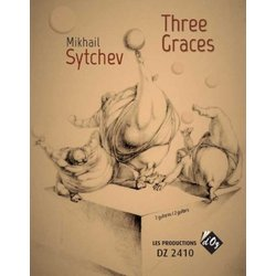 Three Graces (Sytchev) - Three Graces - Guitar Duet