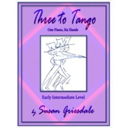 Three To Tango (Griesdale) - Piano Trio (1P6H)