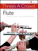 View larger image of Three's A Crowd Bk1 - Flute