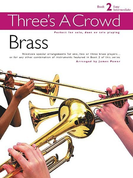 View larger image of Three's A Crowd Bk2 - Brass
