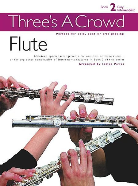 View larger image of Three's A Crowd Bk2 - Flute