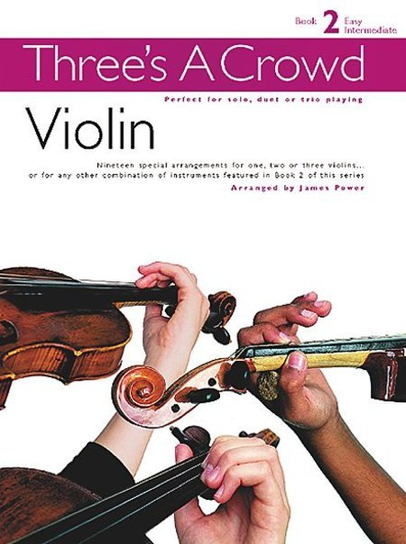 View larger image of Three's A Crowd Bk2 - Violin