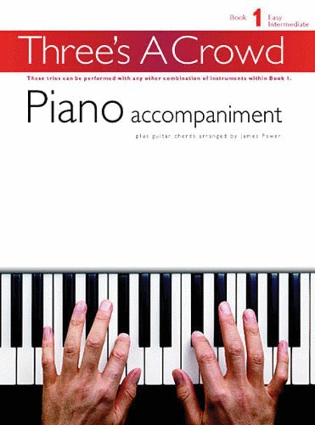 View larger image of Three's A Crows Bk1 - Piano Accompaniment (Guitar Chords)