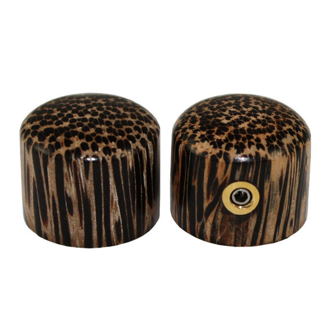 View larger image of Tigerwood Knobs