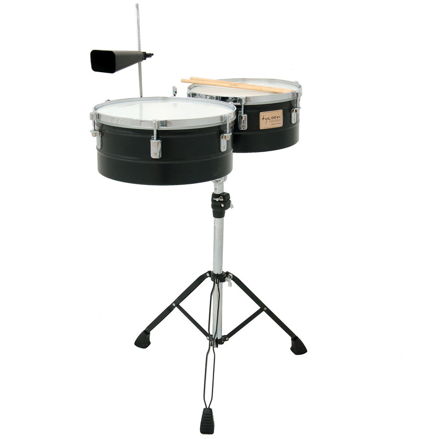 View larger image of Tycoon Timbales - 13 / 14, Black