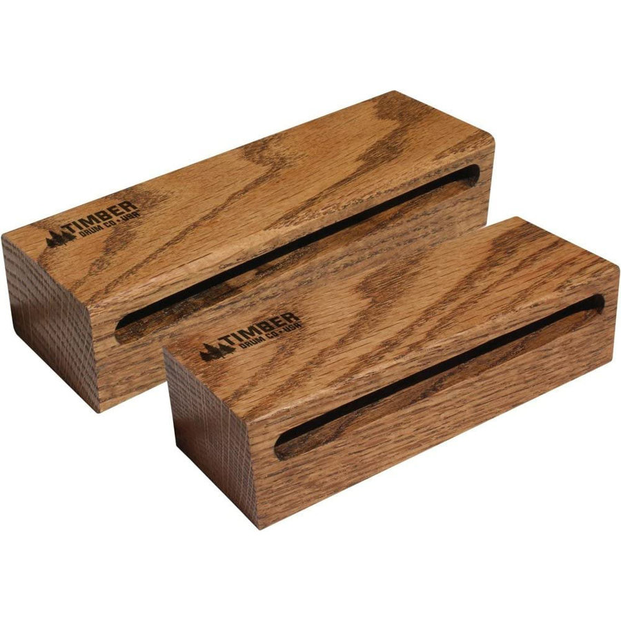 View larger image of Timber Drum Company TBP1 Wood Block Pack