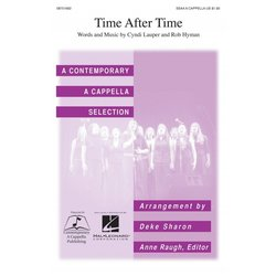 Time After Time, SSAA (A Cappella) Parts