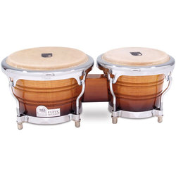 Toca Elite Pro Wood Bongos - Natural Maple