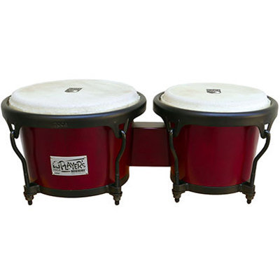 View larger image of Toca Player's Series Congas - 7 & 8.5, Red