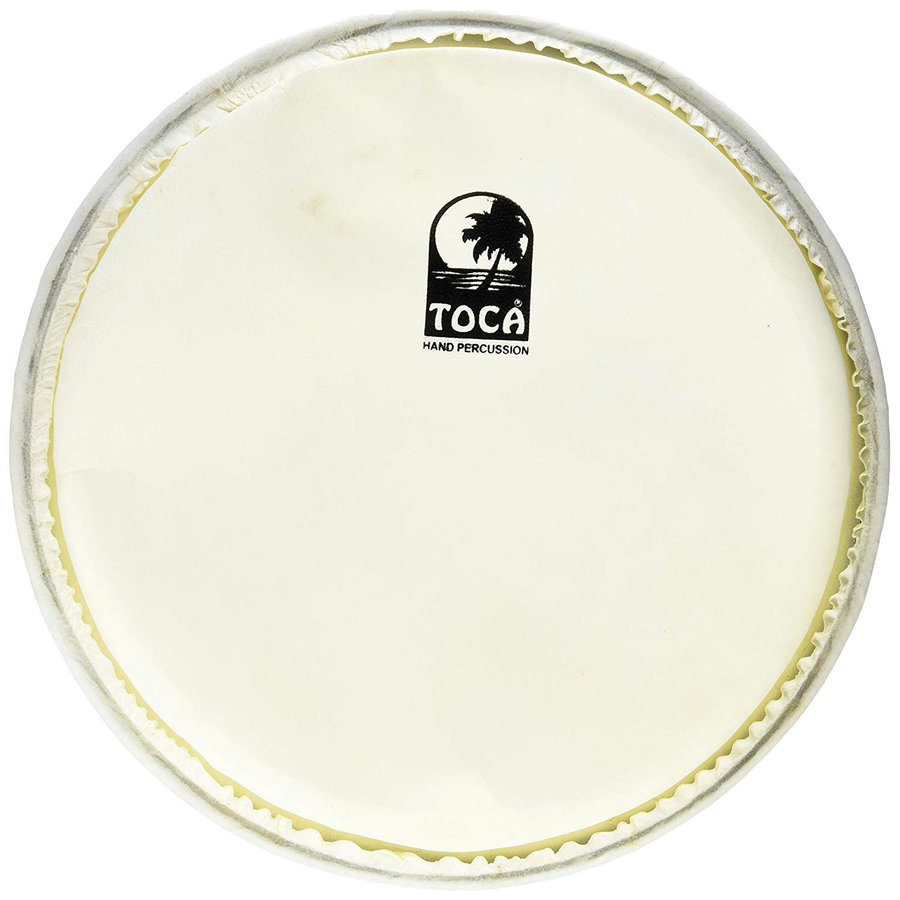 View larger image of Toca TP-FMH10 Goat Skin Djembe Head - 10
