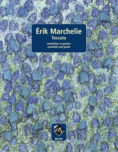 View larger image of Toccata (Marchelie) - Mandolin & Guitar