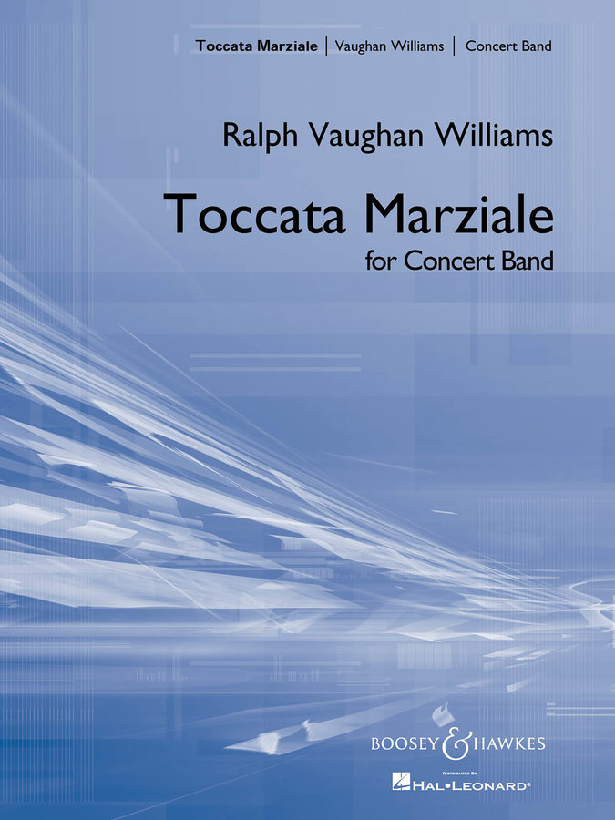 View larger image of Toccata Marziale - Score & Parts, Grade 5