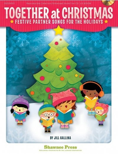 View larger image of Together at Xmas - Reproducible Collection/Enhanced CD
