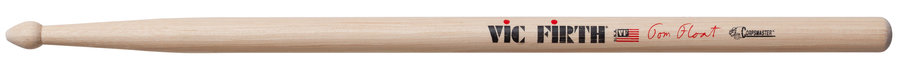 View larger image of Tom Float Drum Sticks - Signature Snare Series, Tear Drop Tip
