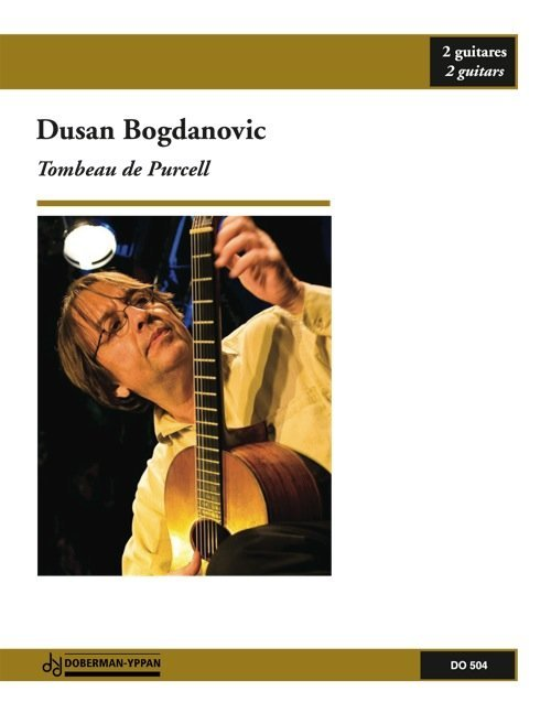 View larger image of Tombeau De Purcell (Bogdanovic) - Guitar Duet