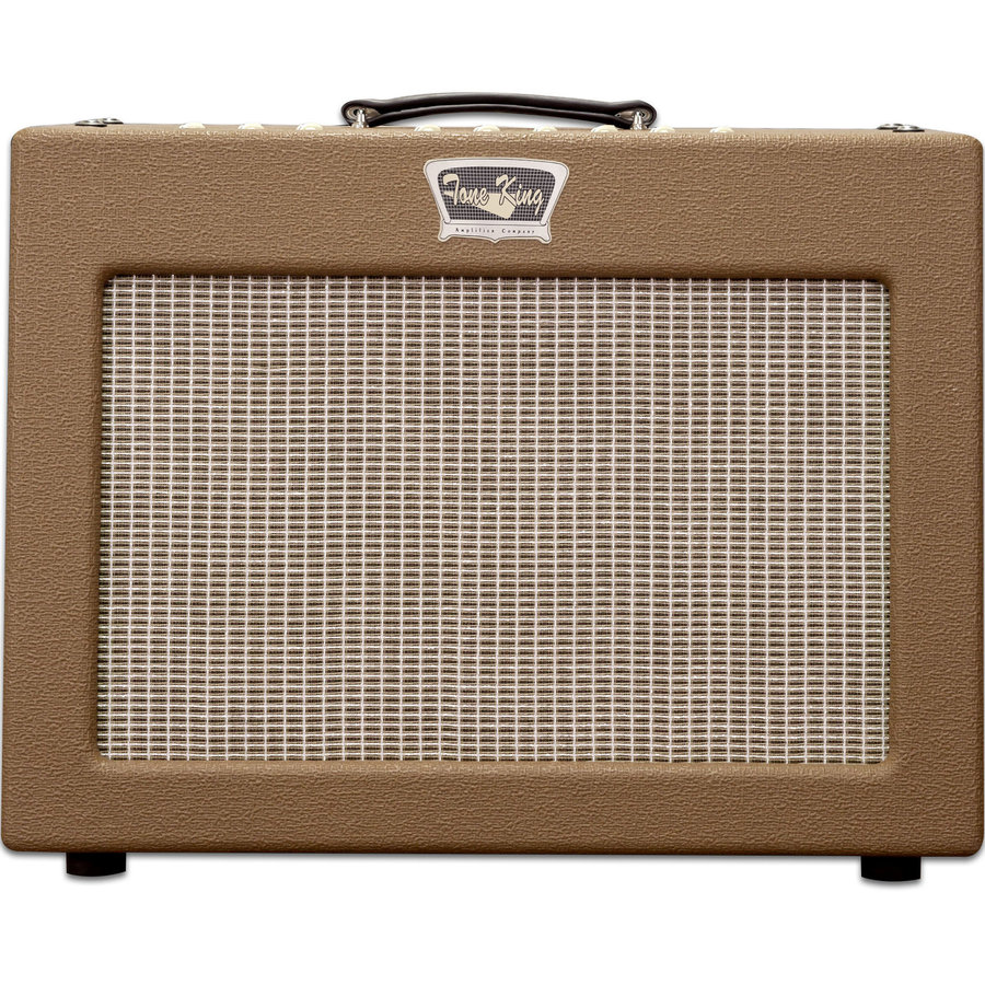 View larger image of Tone King Sky King Guitar Combo Amp - Brown
