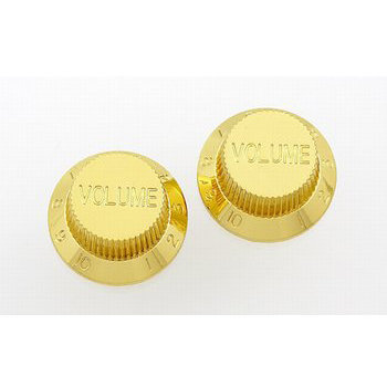 View larger image of Tone Knobs - Gold