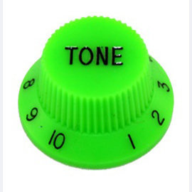 View larger image of Tone Knobs - Green