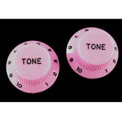 Tone Knobs - Pale Pink
