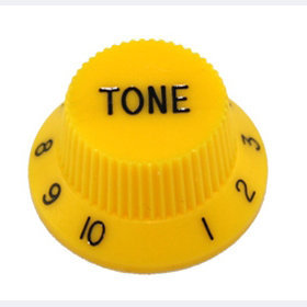 View larger image of Tone Knobs - Yellow